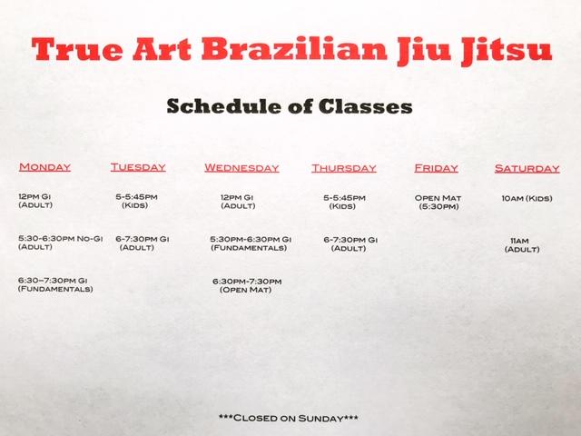 bjj schedule (bright)